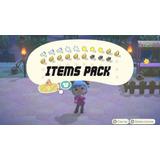 Animal Crossing: Pack De Objetos Varios