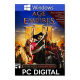 Age Of Empires 3 + Expansiones Digital Pc