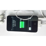Ipod Touch 4g De 32 Gb Cargador Cable Muy Buen Estado Estuch