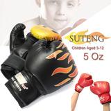 Guantes De Boxeo Para Niños De 3 A 12 Años Generic Color