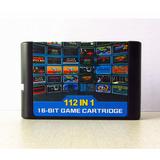 Multi 112 En 1 Juego Sega Megadrive Sega Genesis Envio Grati