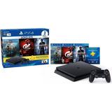 Consola Playstation 4 1tb Hits 3 Juegos Fisicos 3 Nueva