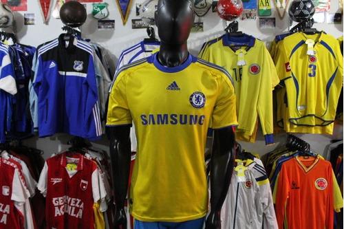 Camiseta Chelsea De Inglaterra adidas Talla M Visitante Xdx 7465930cfdad9