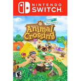Animal Crossing New Horizons Nintendo Switch Cuenta