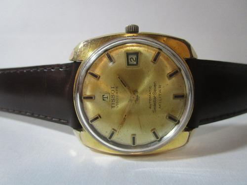 e77c3e754520 Reloj Tissot Antiguo Automatico Coleccion Vintage Hombre