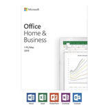 Microsoft Office Home And Business 2019 Esd T5d-03191
