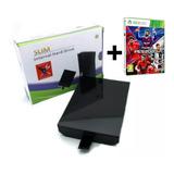 Disco Duro 320 Gb Xbox 360 Slim 5.0 + 90 Obsequio+ Pes 2020