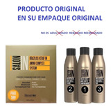 Keratina Braziliss Salonin Recamier - M - mL a $144