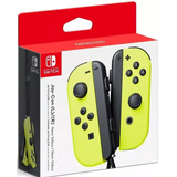 Control Nintendo Switch Joy-con Neon Amarillo L Y R