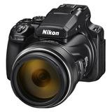 Camara Nikon Coolpix P1000  16mp 125x Video 4k  .