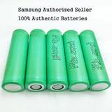 Bateria Pila Samsung Orig Inr18650 25r Para Vapeador 30a Max
