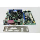 Combo Intel H61  Intel Core I5 2400 Ram 8gb