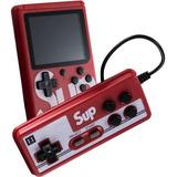 Mini Consola Retro Portatil Tipo Game Boy 400 Juegos Control