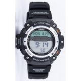 Reloj Casio Sgw-300h   Altimetro Barometro Termometro
