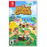 Videojuego Animal Crossing: New Horizons, Nintendo Switch
