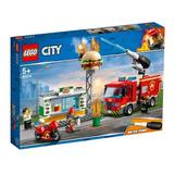 Lego City El Rescate Del Bar De Hamburguesas