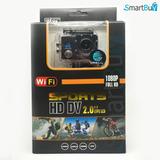Cámara Deportiva Función Wifi Tipo Go Pro Full 1080 Hd Moto