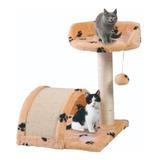 Rascador Gimnasio Para Gato (+ Juguete)