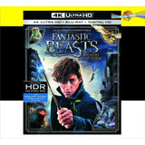 Fantastic Beasts (4k Ultra +blu-ray+hd) Original!!