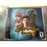Juego De Dreamcast Original (4 Cds),shenmue $200 Mil Pesos.