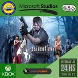 Resident Evil 4 - Xbox One - Modo Local