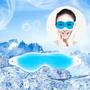 Antifaz Protector Ojos Relajante Frio Gel Reduce Estres