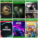 Oferta! Combo De 2 Juegos, Escoge 2 Juegos Xbox One Offline