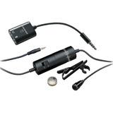 Micrófono Solapa De Condensador, Audio-technica Atr3350is