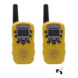 Radios Walkie Talkies T3 2unid. 22 Canales 3km - Impoluz