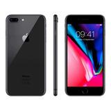 iPhone 8 Plus 64gb Negro Gold Silver Libre 4g 12 Mpx Nuevo