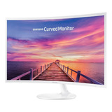 Monitor Samsung Curvo 32 Pulgadas Led Lc32f391fwlxzl Hdmi
