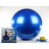 Balon Pilates Yoga Fitball Gimnasia 55cm Y 75 Cm