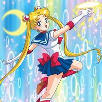Pack Saga Sailor Moon 200 Cap Español Latino + Peliculas Hd