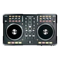 Numark Mixtrack Pro Dj Controlador Mezclador Audio Integrado