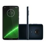 Celular Motorola Moto G7 Plus 64gb - Azul