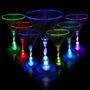 Copa Vino Vaso Led, Hora Loca, Fiestas Dance, Neon, Eventos
