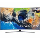 Televisor Samsung 55mu6500 55 Pulg Curvo 4k Smart Tv 2017