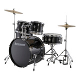 Bateria Ludwig Accent Drive Lc175 Negro