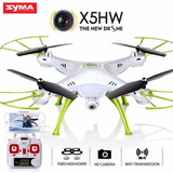 Drone Syma X5hw Cámara Wifi Control De Altura - Envió Gratis