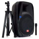Cabina De Sonido Activa American Sound Bluetooth Base