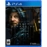 Death Stranding Ps4 Juego Formato Fisico Playstation 4