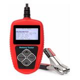Escaner De Baterias 12v Energia Solar Auto Probador Tester