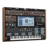 Sylenth1 Sintetizador + Todos Los Bancos Pc Mac Vst Plugin