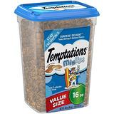 Temptaciones Mixup Treats Para Gatos 16 Onzas