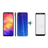 Xiaomi Redmi Note 7 4gb 64gb Dual Sim Global Rom+vidrio5d.