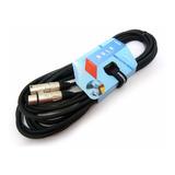 Cable Proel Xlr Canon Blindado Balanceado Microfono 3 Metros