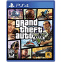 Gta 5 Grand Theft Auto 5 Fisico Nuevo Sellado Playstation 4