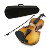 Violin Visconti Vv100 Alta Calidad Estudio Kit Basico