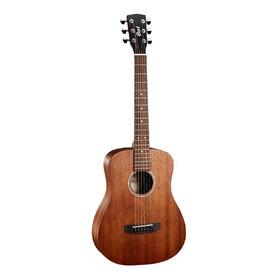 Guitarra Acustica Ad Mini Mahogany 3/4 C/ Estuche Open Pore