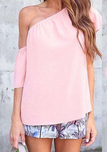 Blusas para mujer Limonni LI573 Campesinas